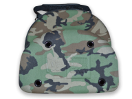 New Era Camo Dual Cap Holder