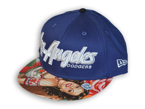 LA Dodgers - 1 of 1 Custom Series